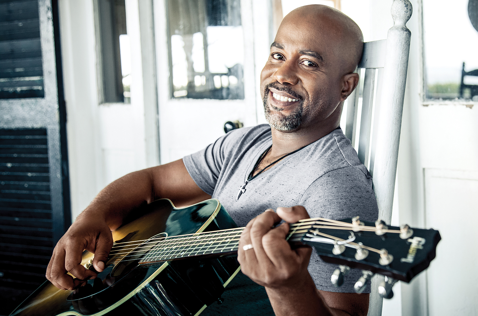 Darius Rucker Sold Out Albert Hall Manchester