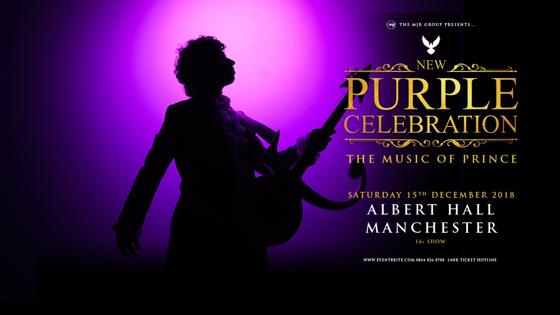 NEW PURPLE CELEBRATION:THE MUSIC OF PRINCE