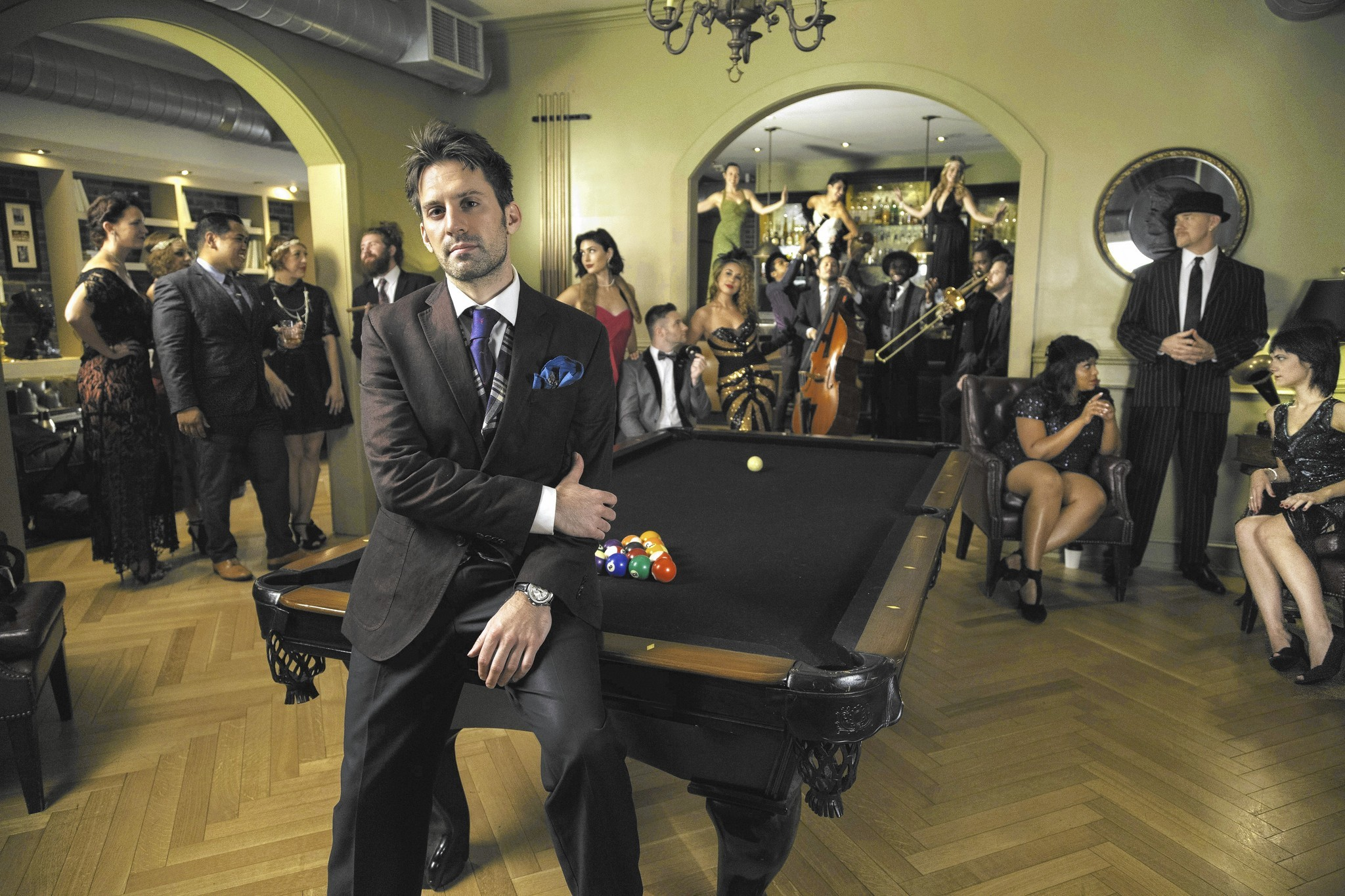 Scott Bradlees Post Modern Jukebox