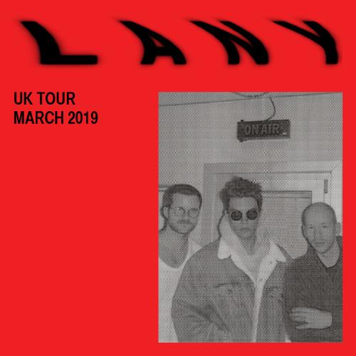 Lany Malibu Nights World Tour Albert Hall Manchester