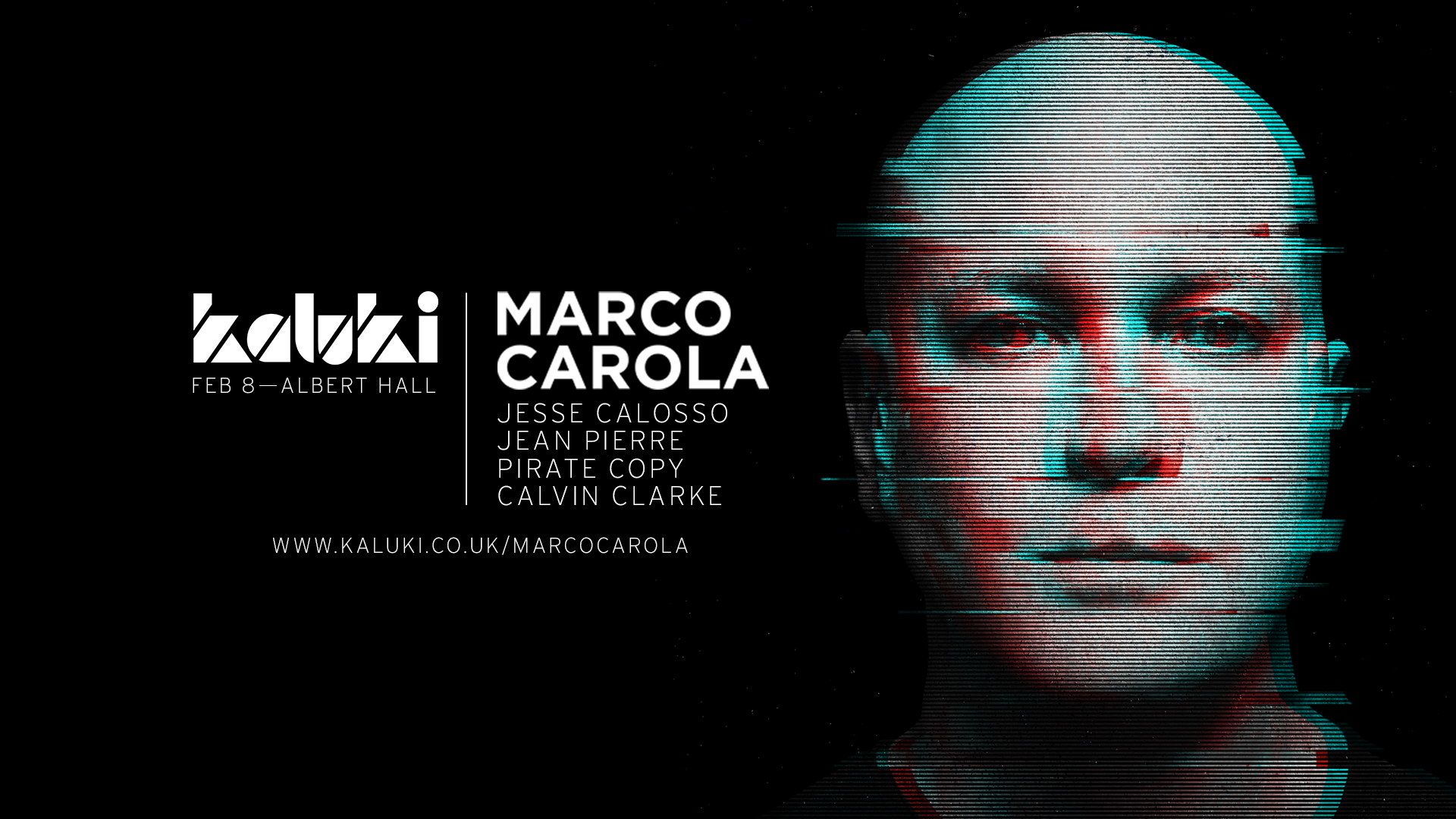 Marco Carola (Sold Out)