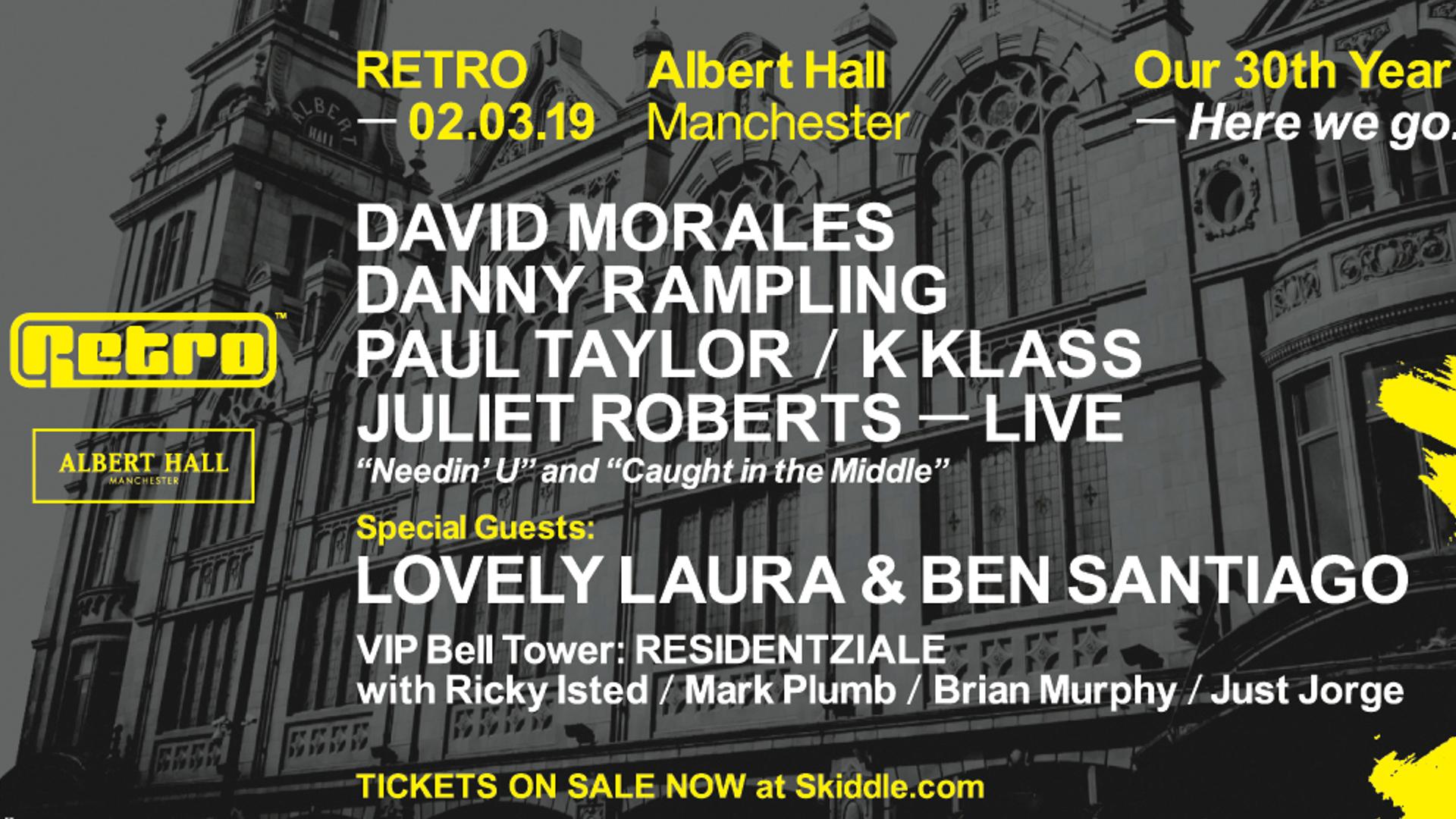 Home Albert Hall Manchester